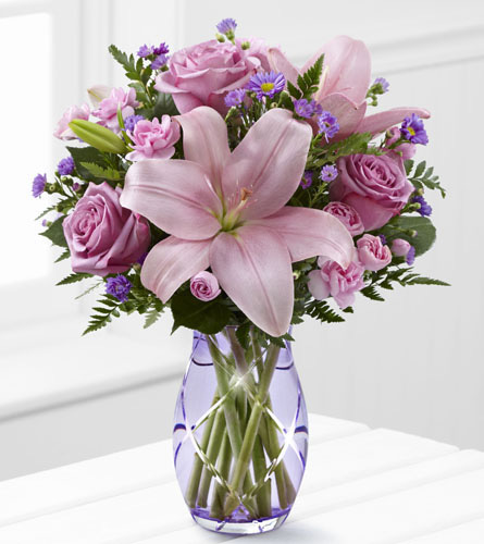 Graceful Wonder Bouquet by Better Homes and Gardens