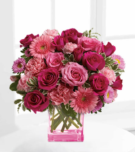 Pink Dreams Bouquet