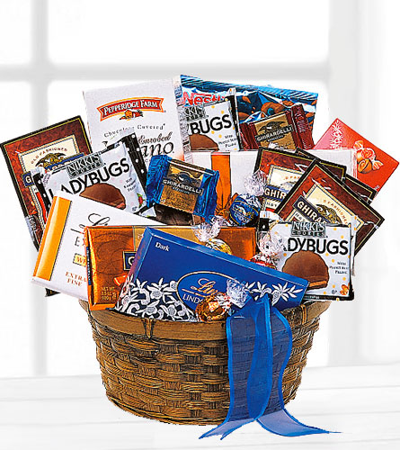 Chocolate Lover's Basket