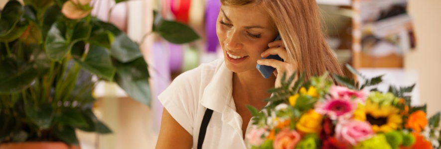 Contact Nature's Wonders Florist for flower delivery in Burnaby, BC
